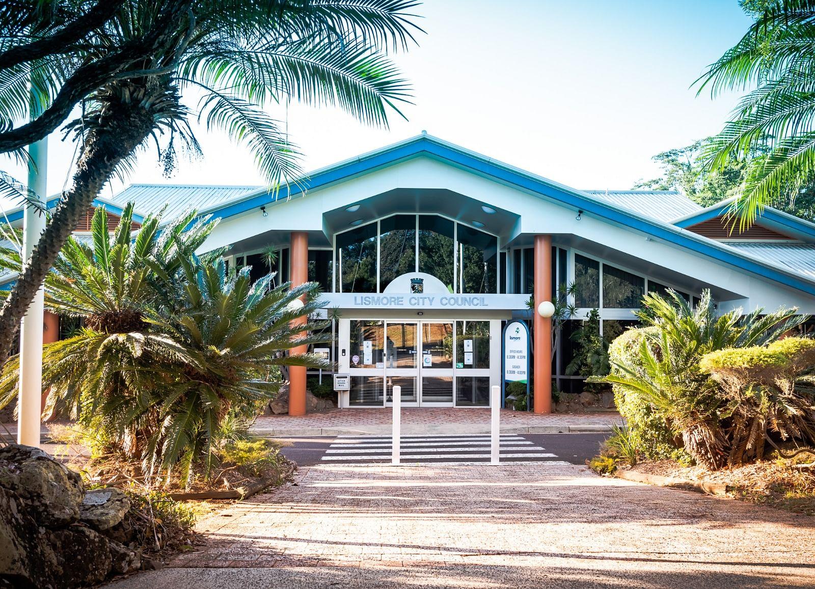 Lismore City Council re-opens community services