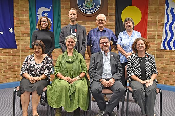 Land handed back to traditional owners