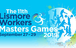 Sports lovers descend on Lismore for Masters Games
