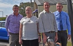 New CCTV cameras a good look for Lismore and Nimbin