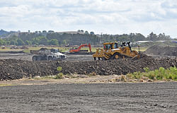 Work underway on Lismore Flood Mitigation project
