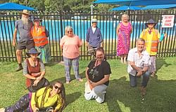 Nimbin Pool opens thanks to community volunteers