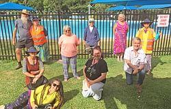 Nimbin Pool opens thanks to community volunteers