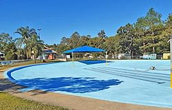 Nimbin Pool closed for September School Holidays