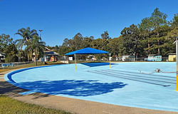 Community works together to open Nimbin Pool