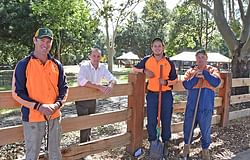 Upgrade of popular Heritage Park nears completion
