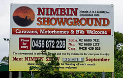 Upgrade of Nimbin's emergency infrastructure and Showground