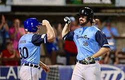 Batter Up this weekend with the Sydney Blue Sox