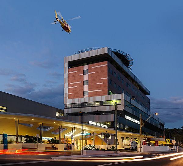 Parking restrictions reintroduced in hospital precinct