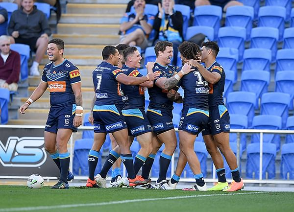Tickets for Titans vs Warriors match in Lismore on sale this Monday