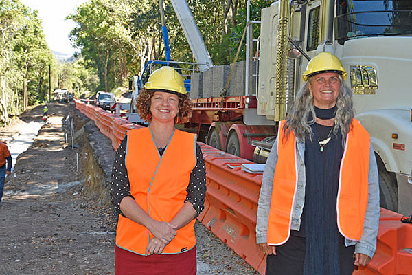 Projects deliver for motorists, pedestrians and families