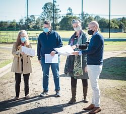 Grant to make Albert Park Baseball Complex more accessible