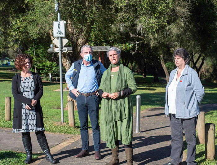 Lismore walking trails receive funding boost
