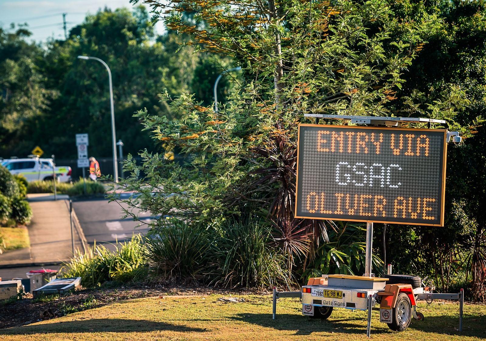 GSAC drive-thru testing to operate on weekend